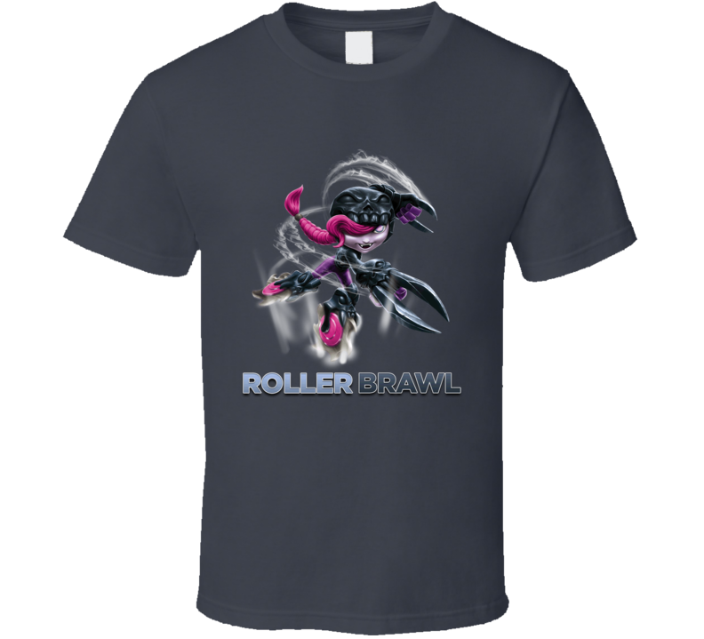 Skylanders Roller Brawl Classic Video Game T Shirt