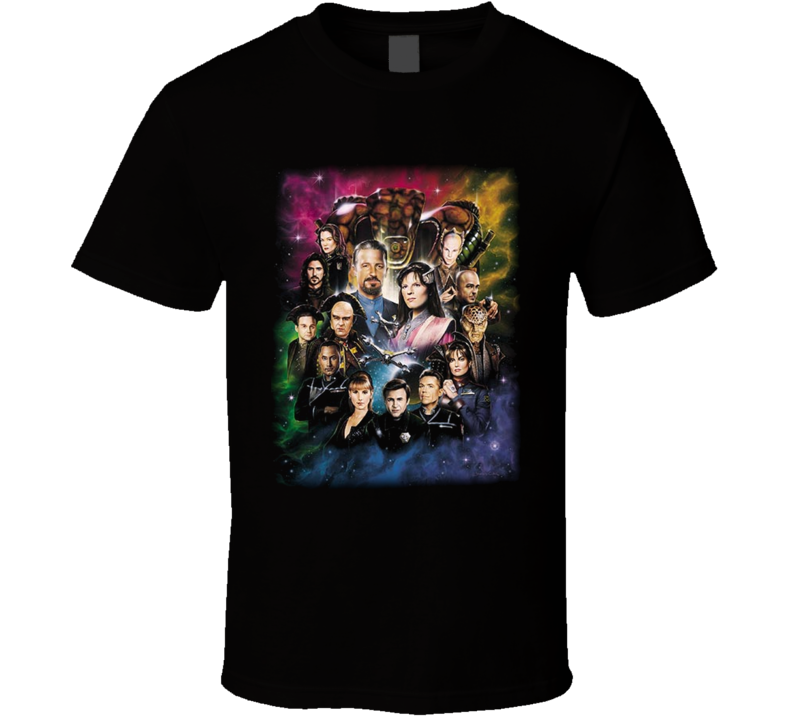 Babylon 5 T Shirt
