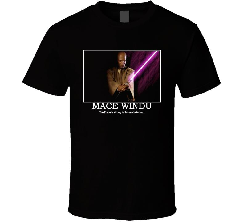 Mace Windu T Shirt