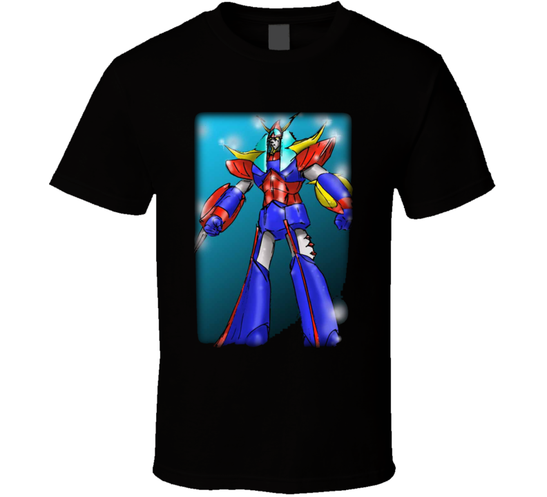Raideen Custom Anime T Shirt