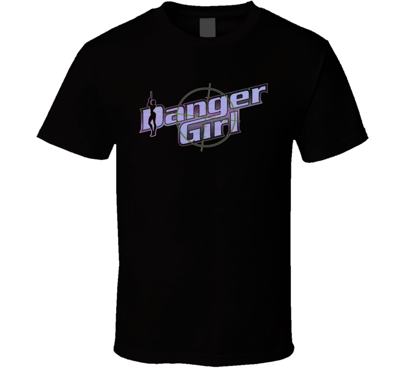 Danger Girl Comic T Shirt