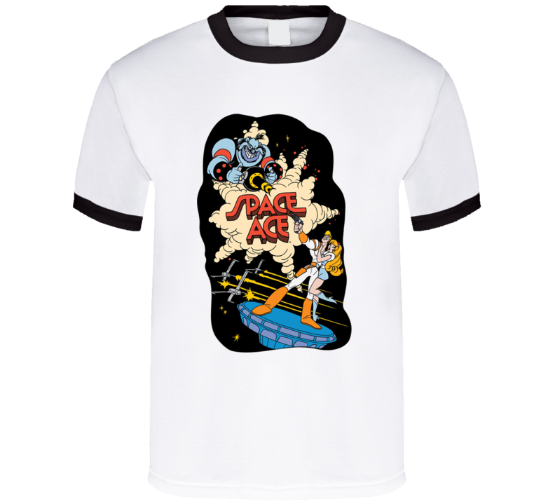 Space Ace T Shirt