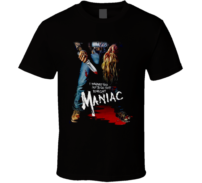 Maniac T Shirt