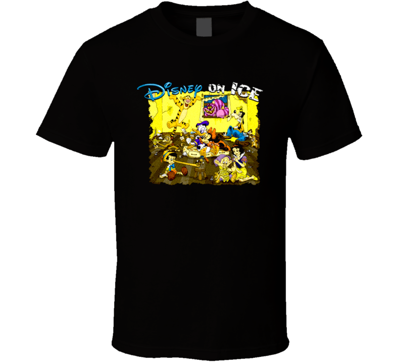 Disney On Ice T Shirt