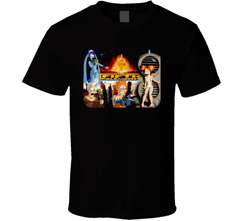 Futurama Parody T Shirt