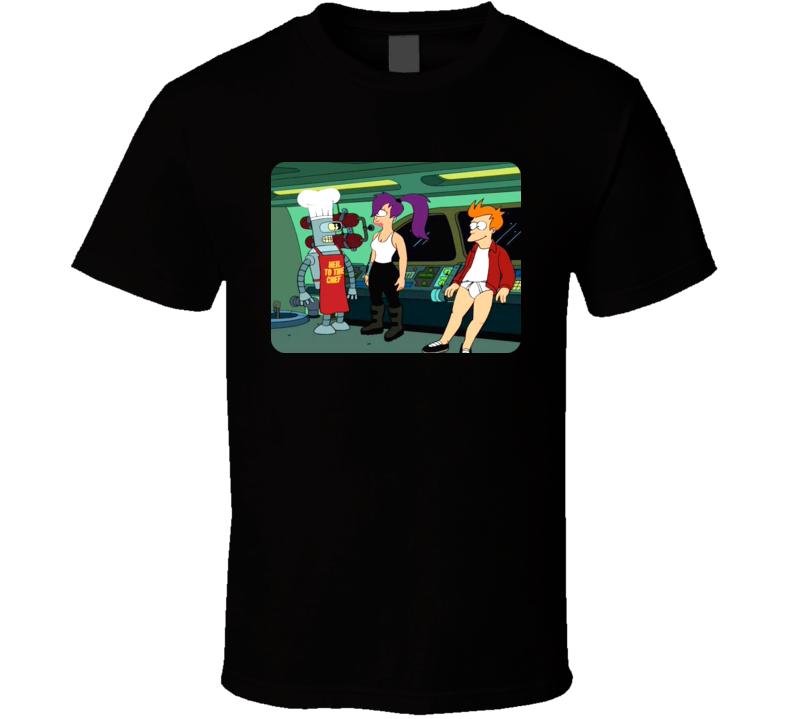 Screenshot Futurama T Shirt