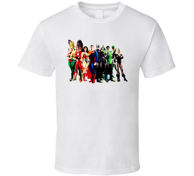 Justice League T Shirt