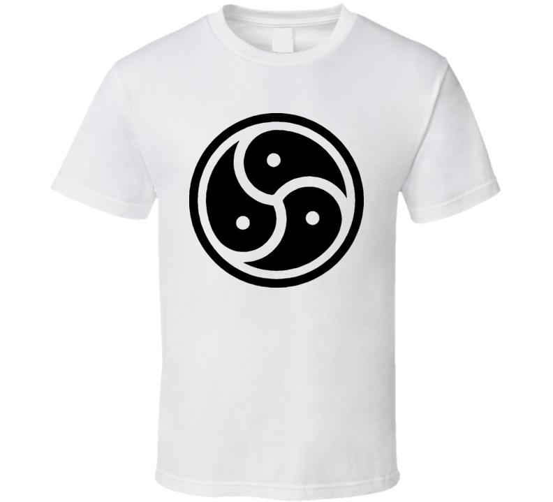 Bdsm Logo T Shirt
