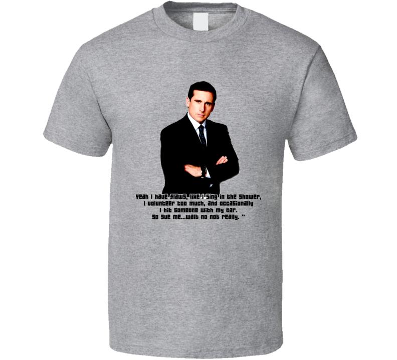 Steve Carrell T Shirt