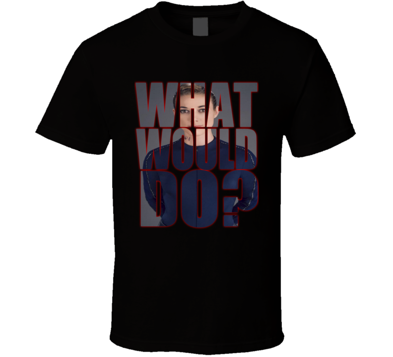 What Would THE ANDROID Do? Dark Matter Sci Fi TV Show T shirt