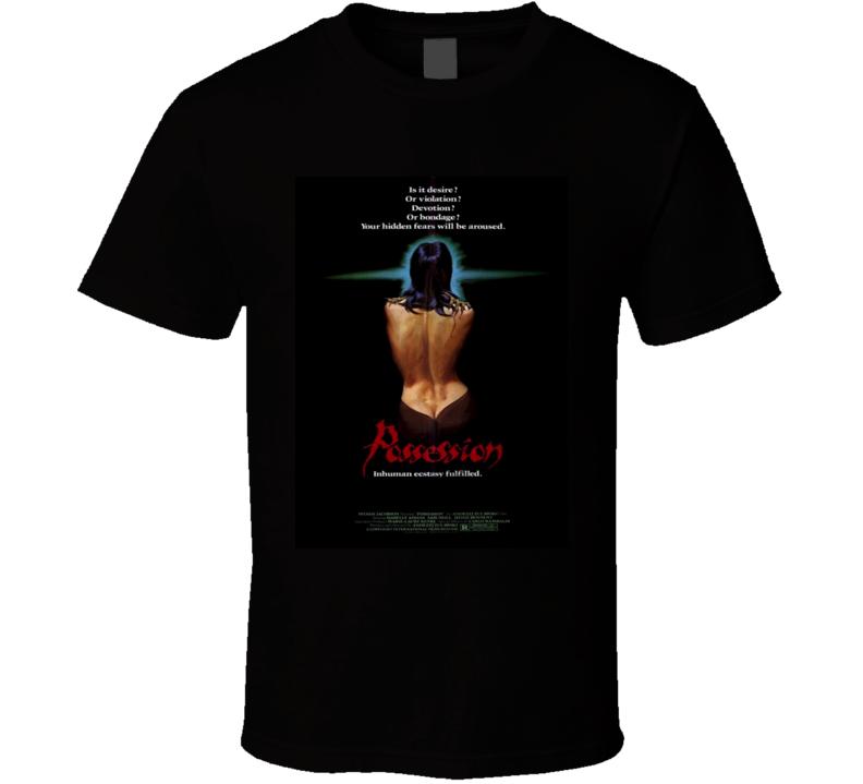 Possession 80s Cult Horror Movie T shirt