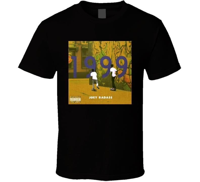 Joey Badass 1999 Best Hip Hop Mixtape Ever T shirt