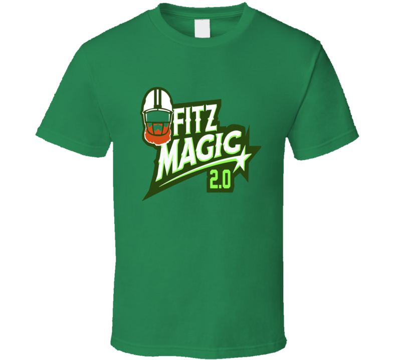 Ryan Fitzpatrick FItzMagic 2.0 Football Sports T shirt