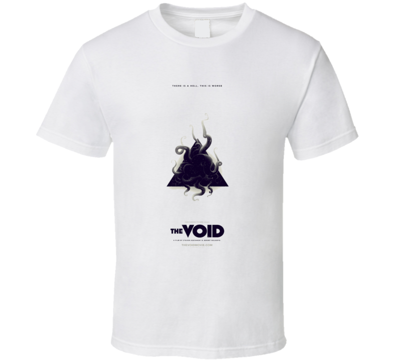 The Void 2017 Sci Fi Horror Movie T shirt
