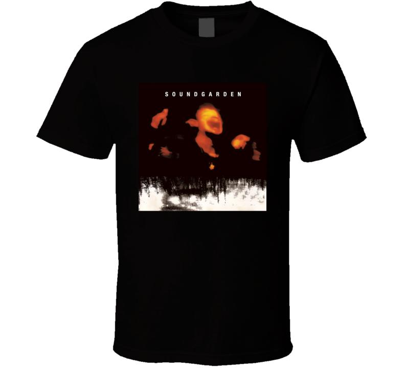 Soundgarden Superunknown 90's Rock Album Cool Classic  Fan T Shirt