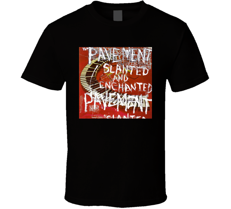 Pavement Slanted And Enchanted 90's Rock Album Cool Classic  Fan T Shirt