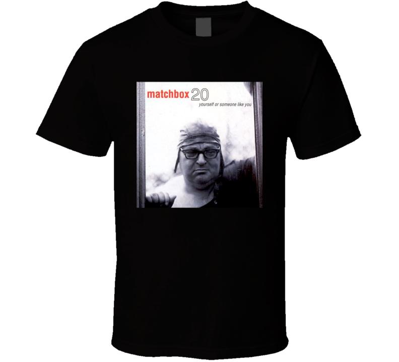Matchbox Twenty Yourself Or Someone Like You 90's Rock Album Cool Classic  Fan T Shirt