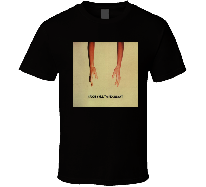 Spoon Kill The Moonlight 21st Century Rock Album Cool Classic  Fan T Shirt