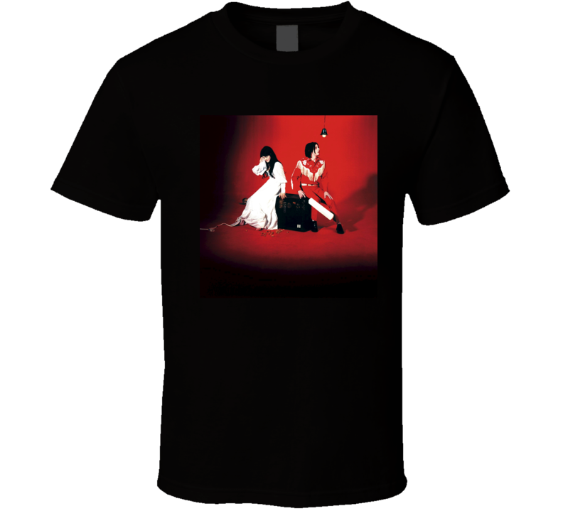 The White Stripes Elephant 21st Century Rock Album Cool Classic  Fan T Shirt