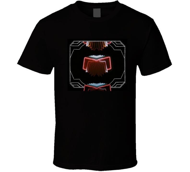 Arcade Fire Neon Bible 21st Century Rock Album Cool Classic  Fan T Shirt