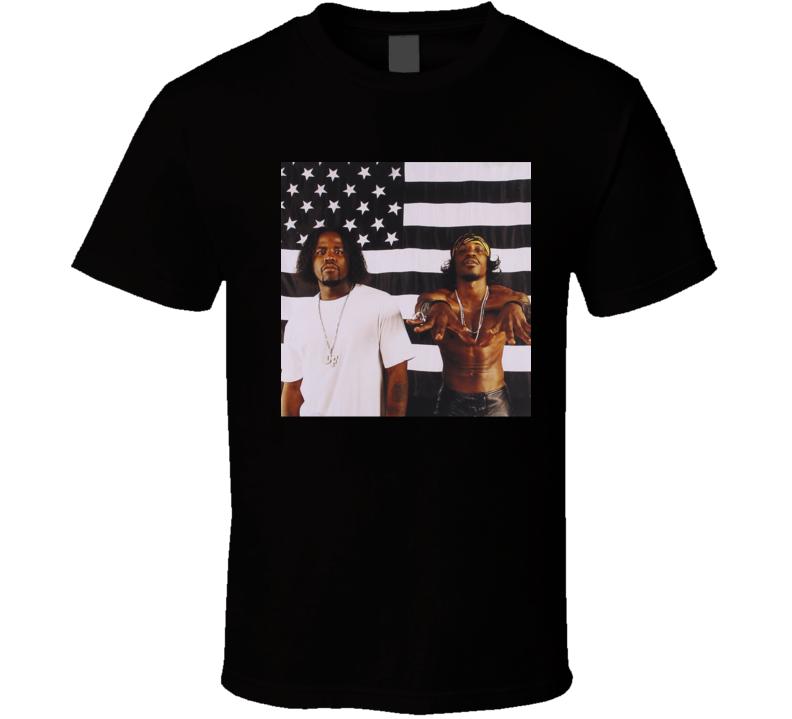 Outkast Stankonia 21st Century Rock Album Cool Classic  Fan T Shirt