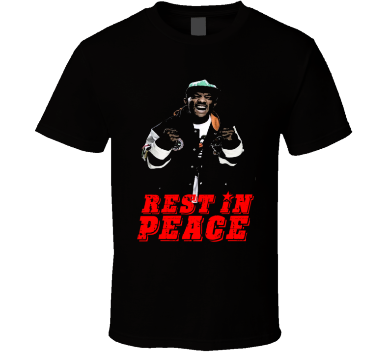 Prodigy Rest In Peace Mobb Deep Classic Hip Hop Rap Music T Shirt