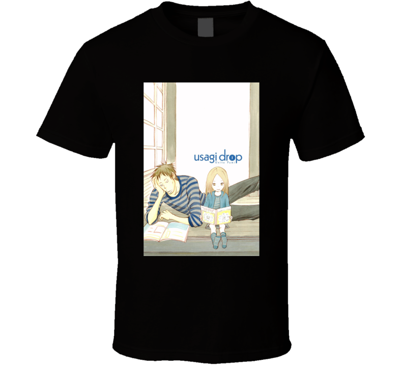 Bunny Drop anime movie and tv show poster T Shirt