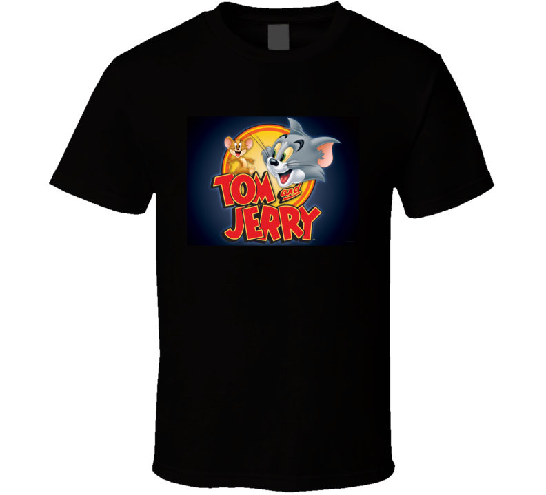 Tom And Jerry Tales Anime Tv Show Poster Cool Fan T Shirt