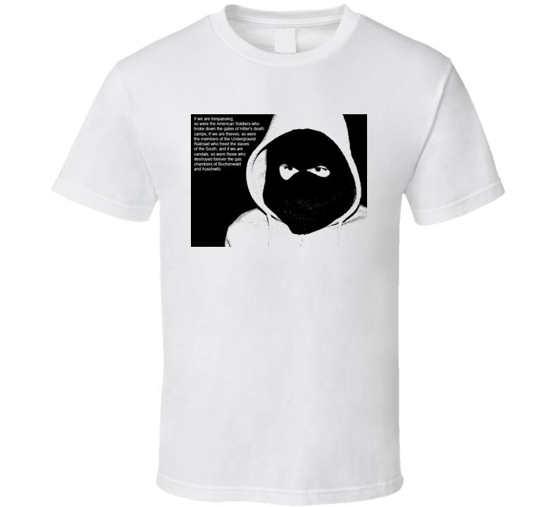 A L F Soldier 1 T Shirt