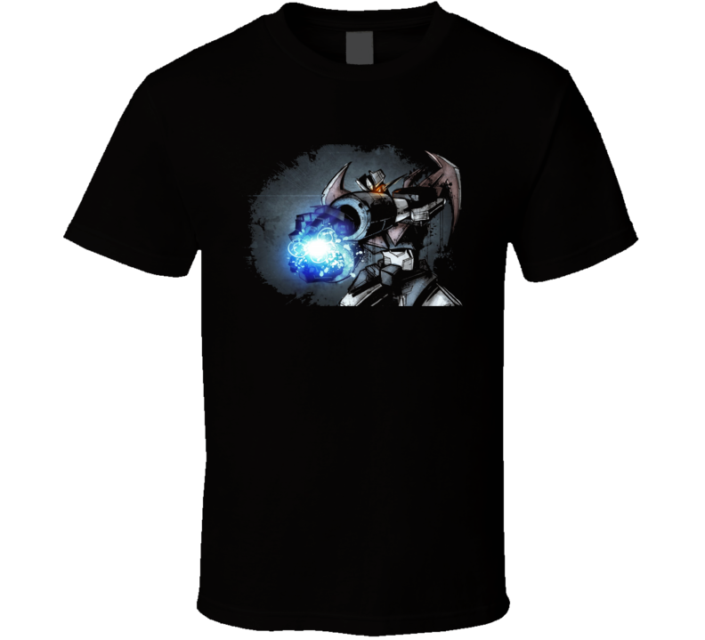 Mazinger Z Custom Anime 1 T Shirt