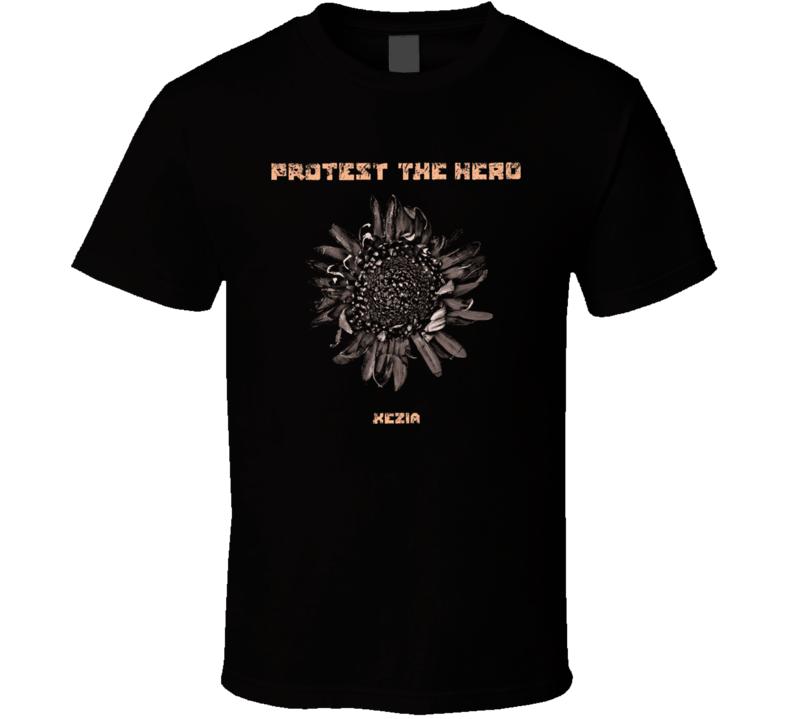Protest The Hero Kezia Album Cover 1 T Shirt