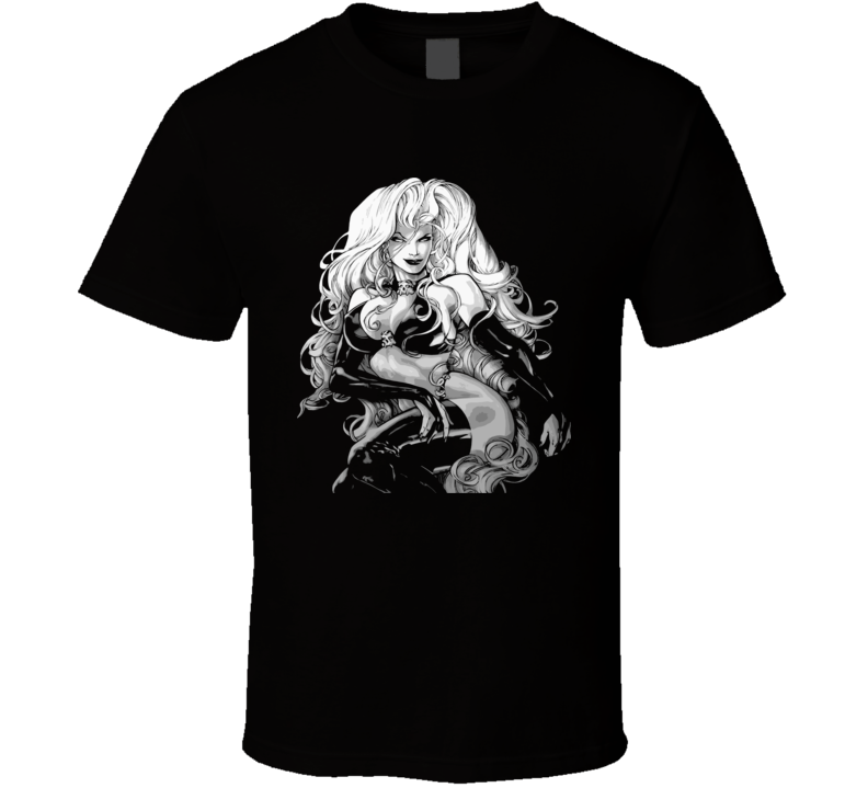 Lady Death 1 T Shirt