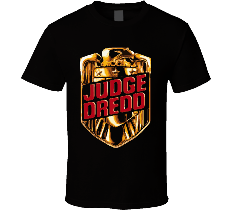 Judge Dredd T Shirt