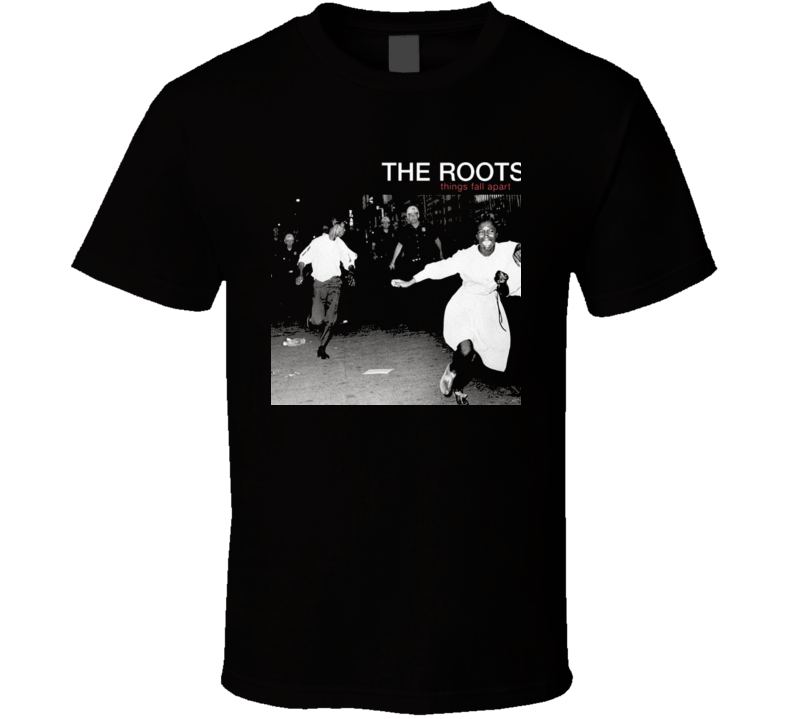 The Roots Things Fall Apart Album Cover T Shirt