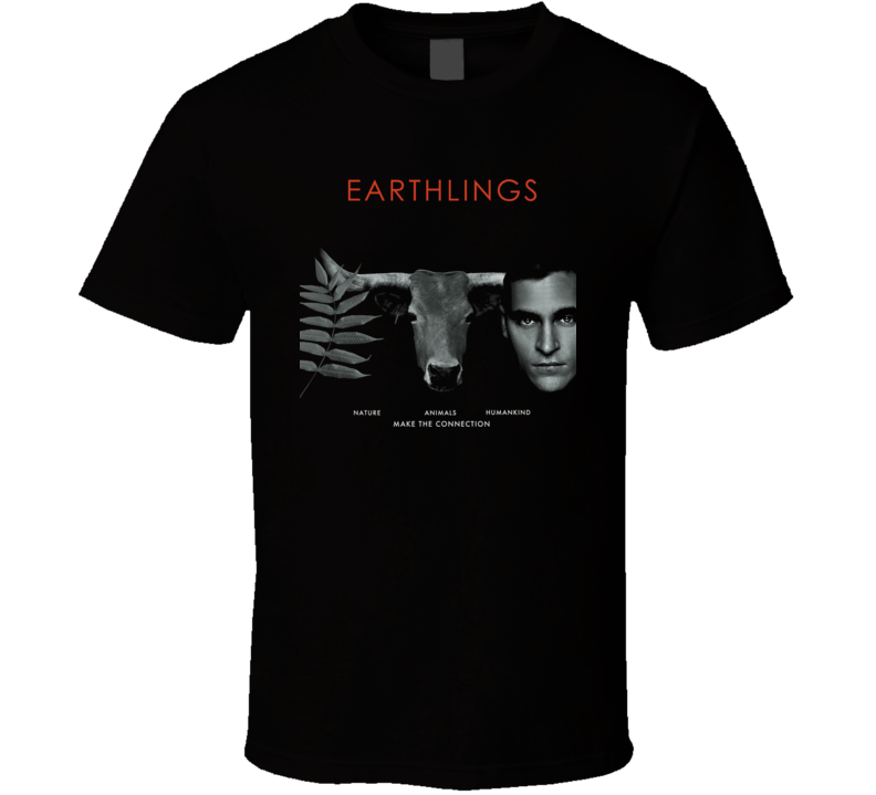 Earthlings Movie Poster T Shirt