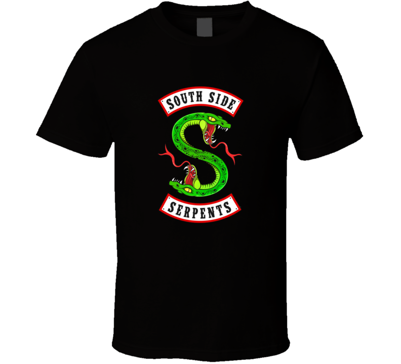 Riverdale Tv Show The Southside Serpents Comic Book Drama T Shirt