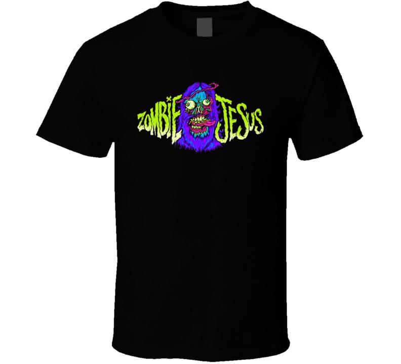 Zombie Jesus T Shirt