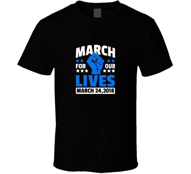 March For Our Lives Emma Gonzalez Political T Shirt
