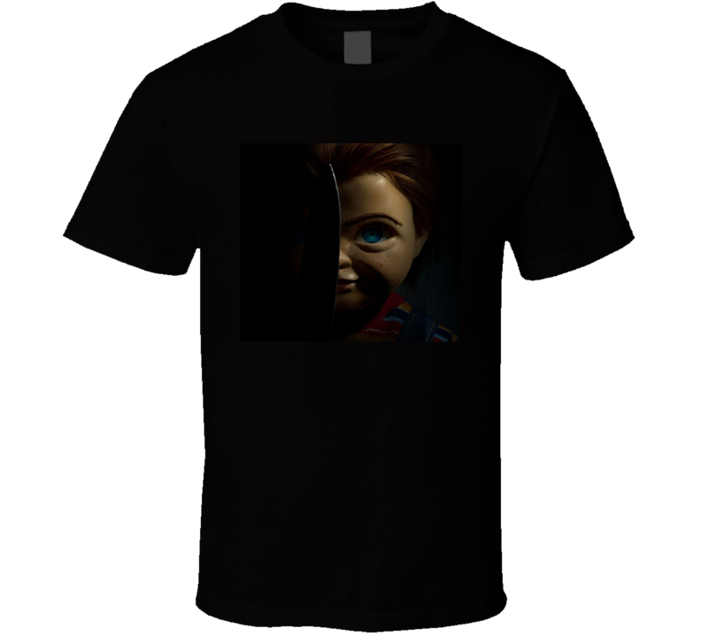 Child's Play Chucky 2019 Reboot Cult Classic Horror Movie T Shirt