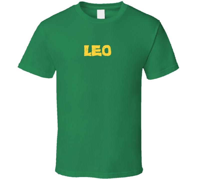 Leo T Shirt