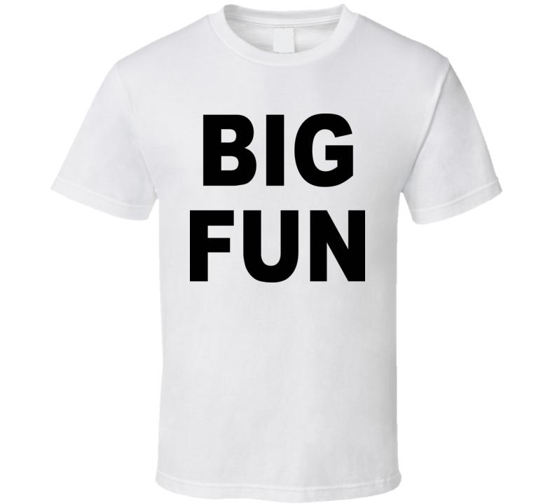 Big Fun Heathers Movie T Shirt
