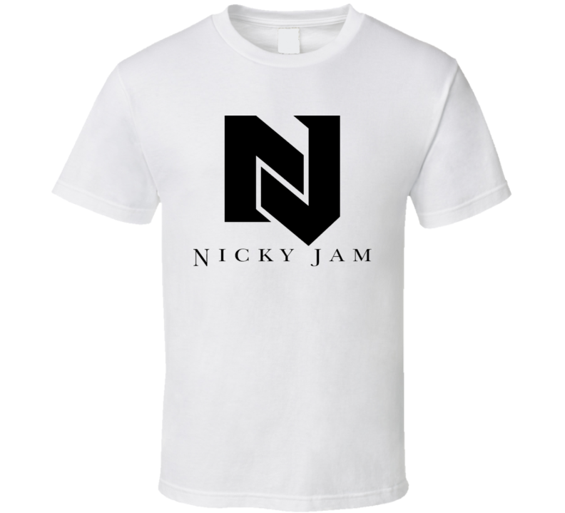 Nicky Jam Reggaeton Music T Shirt
