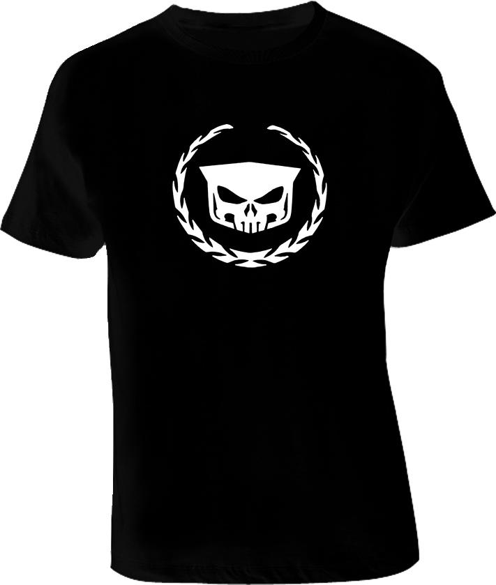 Cadillac Skull T Shirt
