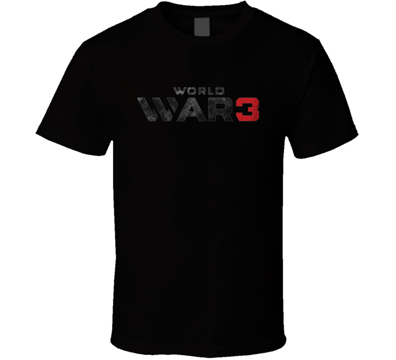 World War 3 Funny Meme T Shirt