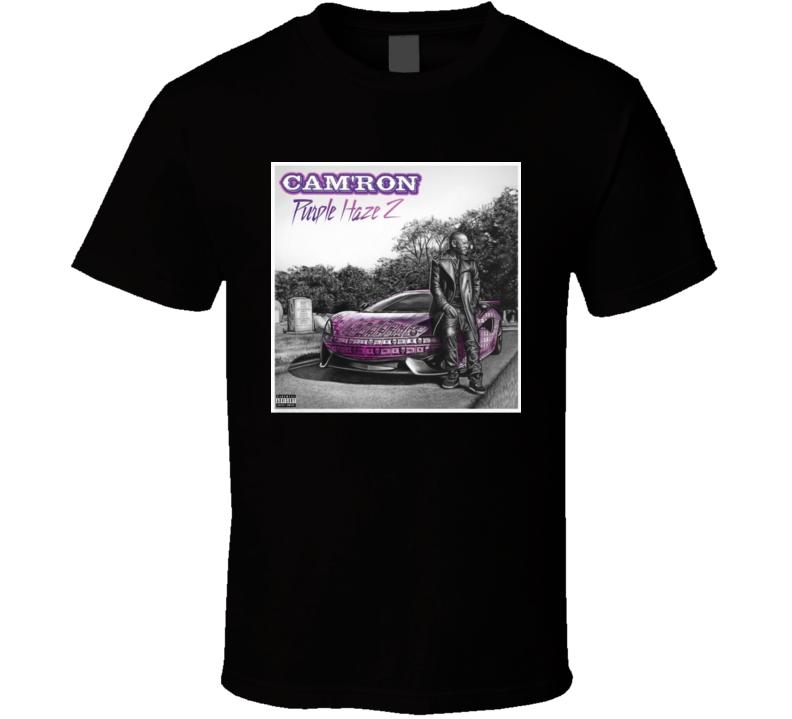 Cam'ron Purple Haze 2 Hip Hop Rap Music Mixtape T Shirt