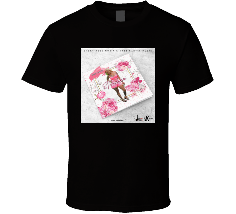 Vybz Kartel To Tanesha Rap Hip Hop Music Mixtape T Shirt