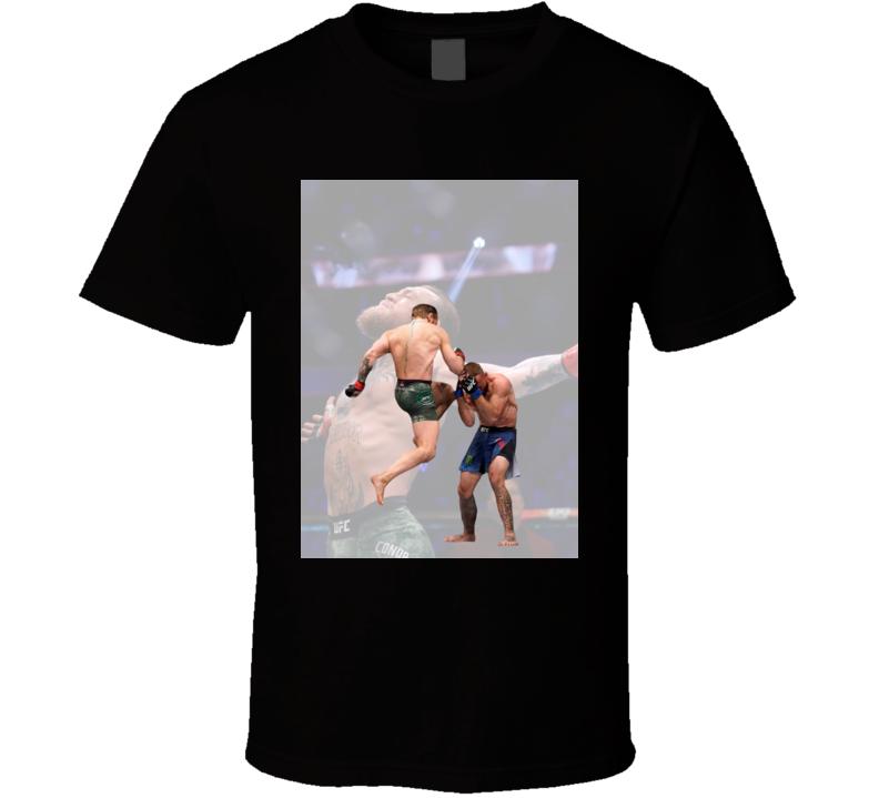 Conor Mcgregor V Cowboy Cerrone 40 Seconds To Victory Mma T Shirt