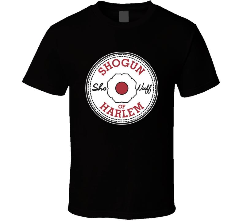 Shogun Of Harlem The Last Dragon Movie Brand New Classic Black T Shirt