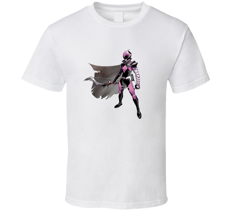 Power Ranger Ranger Slayer Comic Brand New Classic Black T Shirt