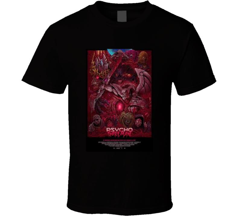 Psycho Goreman Cult Horror Movie Horror Movie Brand New Classic Black T Shirt